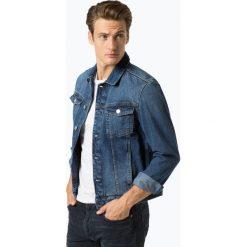 Review - Męska kurtka jeansowa, niebieski. Niebieskie kurtki męskie jeansowe Review, m, klasyczne. Za 99,95 zł.