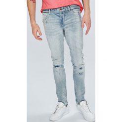 Scotch & Soda - Jeansy Phaidon. Niebieskie jeansy męskie slim marki Scotch & Soda. W wyprzedaży za 449,90 zł.