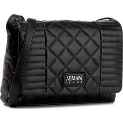Torebka ARMANI JEANS - 922271 7A792 00020 Nero. Czarne listonoszki damskie marki Armani Jeans, z jeansu. W wyprzedaży za 419,00 zł.