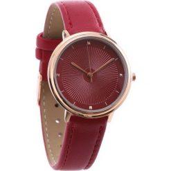 Czerwony Zegarek Little Grain. Czerwone zegarki damskie Born2be. Za 24,99 zł.