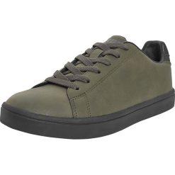 Buty sportowe męskie: Urban Classics Summer Sneaker Buty sportowe oliwkowy/czarny