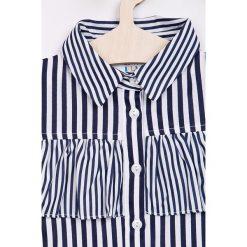 Bluzki dziewczęce bawełniane: Trendyol - Koszula dziecięca 98-128 cm