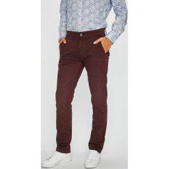 Pepe Jeans - Spodnie Sloane. Szare chinosy męskie Pepe Jeans, z bawełny. Za 259,90 zł.