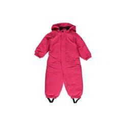 Kombinezony niemowlęce: name it Girls Kombinezon zimowy Wind raspberry