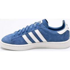 Adidas Originals - Buty Campus. Szare buty sportowe męskie marki adidas Originals, z gumy. W wyprzedaży za 299,90 zł.