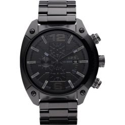 Zegarek DIESEL - Overflow DZ4223  Black/Black. Czarne zegarki męskie Diesel. Za 909,00 zł.