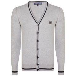 Giorgio Di Mare Sweter Męski L Szary. Szare swetry klasyczne męskie marki Giorgio di Mare, l. W wyprzedaży za 165,00 zł.