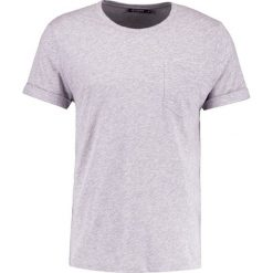 Tiger of Sweden KIET Tshirt basic plutonium. Brązowe koszulki polo marki Tiger of Sweden, m, z wełny. Za 249,00 zł.