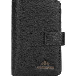 Portfel 13-1-047-R1. Czarne portfele damskie marki Wittchen. Za 379,00 zł.