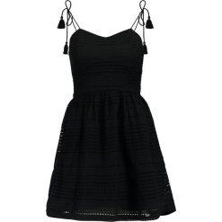 Sukienki hiszpanki: Superdry 50'S TASSEL TIE Sukienka letnia black