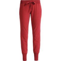 Rurki damskie: Deha SLIM JOGGER  Spodnie treningowe dark red