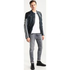 Spodnie męskie: Le Temps Des Cerises Jeans Skinny Fit grey