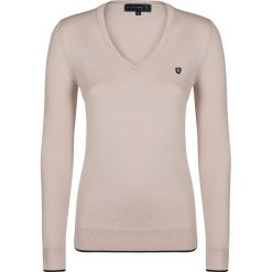 """Swetry klasyczne damskie: Sweter """"Air"""" w kolorze jasnoróżowym"""