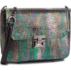 Torebka NOBO - NBAG-F4702-CM20 Kolorowy. Szare torebki klasyczne damskie marki Nobo, w kolorowe wzory, z materiału. W wyprzedaży za 139,00 zł.