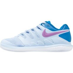 Nike Performance AIR ZOOM VAPOR X HC Obuwie do tenisa Outdoor royal tint/monarch purple/white/military blue. Niebieskie buty do tenisu damskie Nike Performance. Za 589,00 zł.