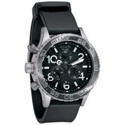 Zegarek unisex Black Nixon 42-20 Chrono PU A0361000. Zegarki damskie Nixon. Za 1529,00 zł.