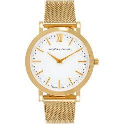 Biżuteria i zegarki męskie: Larsson & Jennings LUGANO  Zegarek goldcoloured/white