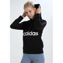 Bluzy rozpinane damskie: adidas Performance Bluza z kapturem black