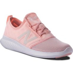 Buty NEW BALANCE - WCSTLLA4 Różowy. Czerwone buty do biegania damskie marki New Balance, z gumy. W wyprzedaży za 229,00 zł.