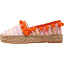 Espadryle damskie: Patrizia Pepe Espadryle orange/multicolor