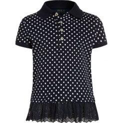 Bluzki dziewczęce: Polo Ralph Lauren PRINT  Koszulka polo hunter navy/white