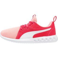 Puma CARSON 2 Obuwie do biegania treningowe soft fluo peach/white. Pomarańczowe buty do biegania damskie marki Puma, z materiału. Za 149,00 zł.
