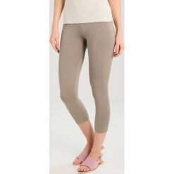 Legginsy: Cream SHELLY  Legginsy khaki sand