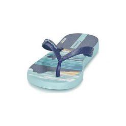 Japonki Dziecko  Ipanema  CLASSIC V. Niebieskie klapki chłopięce marki Ipanema. Za 63,20 zł.