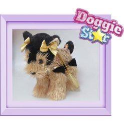 Przytulanki i maskotki: Torebka / maskotka – york Doggie Star (DS-18)