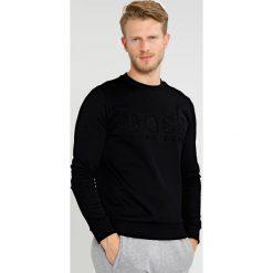 Bejsbolówki męskie: BOSS ATHLEISURE SALBO SLIM FIT Bluza black/grey