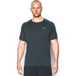 Under Armour Koszulka męska Tech Short Sleeve T-Shirt Faded Ink r. M (1228539418). Szare t-shirty męskie Under Armour, m. Za 70,51 zł.