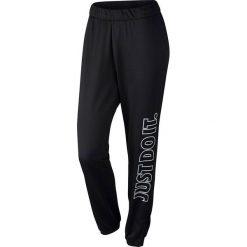 Bryczesy damskie: Nike Spodnie damskie W NK Dry Pant Just Do It czarne r. S (851882 063)