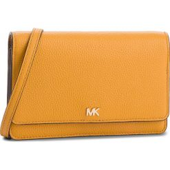 Torebka MICHAEL MICHAEL KORS - Crossbodies 32T8GF5C1L Marigold. Żółte listonoszki damskie MICHAEL Michael Kors, ze skóry. Za 629,00 zł.