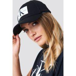 Czapki z daszkiem damskie: Calvin Klein Czapka z daszkiem Monogram Baseball - Black
