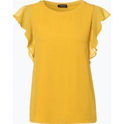Bluzki, topy, tuniki: Taifun – Koszulka damska, żółty