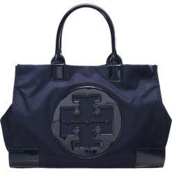 Tory Burch ELLA TOTE Torba na zakupy french navy. Niebieskie torebki klasyczne damskie Tory Burch. Za 839,00 zł.