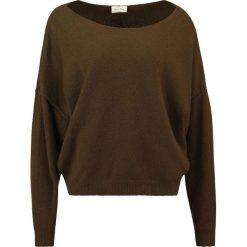 Swetry klasyczne damskie: American Vintage DAMSVILLE Sweter algue chine