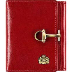 Portfel 10-1-061-3. Czerwone portfele damskie marki Wittchen. Za 239,00 zł.