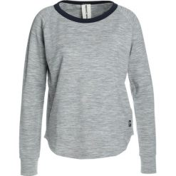 Super.natural VACATION Bluza ash melange/navy blazer. Szare bluzy damskie super.natural, s, z elastanu. Za 379,00 zł.