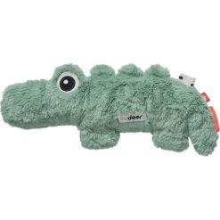 Przytulanka z wypełnieniem z groszku Done by deer krokodyl mały. Szare przytulanki i maskotki marki Done by Deer. Za 65,00 zł.