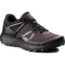 Buty SALOMON - Trailster 404877 31 W0  Phantom/Black/Magnet. Czarne buty do biegania męskie Salomon, z materiału. W wyprzedaży za 349,00 zł.