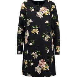 Sukienki hiszpanki: YAS YASJACO LONGSLEEVE DRESS Sukienka letnia black