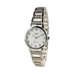 Zegarki damskie: Q&Q F635-204 - Zobacz także Książki, muzyka, multimedia, zabawki, zegarki i wiele więcej