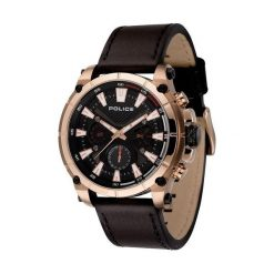 Biżuteria i zegarki: Police PL.14832JSR/02 - Zobacz także Książki, muzyka, multimedia, zabawki, zegarki i wiele więcej