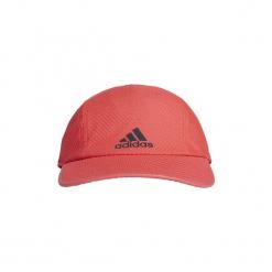 Czapki z daszkiem adidas  Czapka do biegania Climacool. Czerwone czapki z daszkiem damskie Adidas. Za 99,95 zł.
