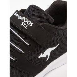 KangaROOS NIHU Tenisówki i Trampki jet black/white. Czarne tenisówki męskie KangaROOS, z materiału. Za 149,00 zł.