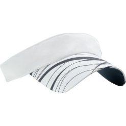 Czapki damskie: sergio tacchini CURVATURE VISOR Czapka z daszkiem white/dark navy