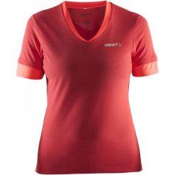 Craft Koszulka Rowerowa Escape W Red M. Czerwone bluzki sportowe damskie marki Craft, m, z bawełny. W wyprzedaży za 149,00 zł.