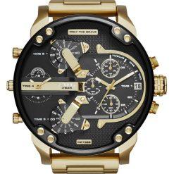 Zegarek DIESEL - Mr Daddy 2.0 DZ7333 Gold/Black. Żółte zegarki męskie Diesel. Za 1739,00 zł.
