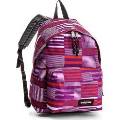 Plecak EASTPAK - Padded Pak'r EK620 Startan Pink 34T. Fioletowe plecaki męskie Eastpak, z materiału, sportowe. Za 189,00 zł.